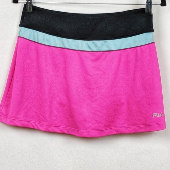 Fila Pants - FILA Tennis Skirt